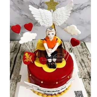 Customise Birthday Cake