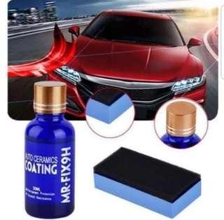 🚚 Anti-Scratch Car Polish Motorcycle Paint Care Car Liquid Ceramic Coat Super Hydroponic Glass Coating Auto Detailing Glasscoat