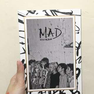 GOT7 MAD mini album