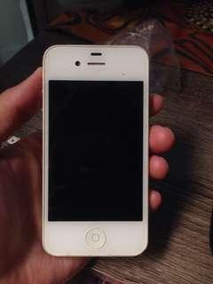 Iphone 4s ID Lock