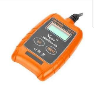 🚚 VC 310 OBDII Auto Scanner Code Reader Cleaner Car Diagnostic Tool Auto Scanner Tool
