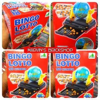 Brand New BINGO LOTTO GAME TOY Family Fun Activity