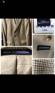 Land's End Tweed Blazer 西裝 外套 suit jacket