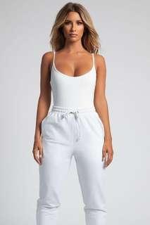 Meshki | Delilah Slinky Jersey Strappy Bodysuit