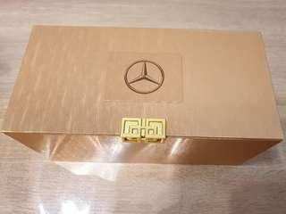 Mercedes benz 2018 mid autumn mooncake jewellery box