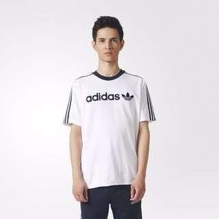 Adidas Originals White Tee
