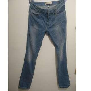 $30 Mango Man Jeans