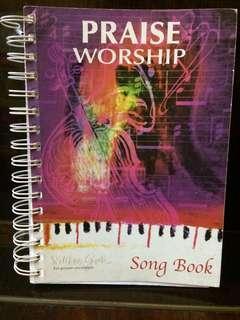 CRB-Praise worship song Book