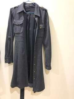 MOMA風衣外套(棉質)