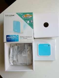 TP-LINK 150Mbps Wireless Nano Router