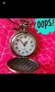 Alice in wonderland 陀錶,pocket watch, practical watch, Alice fans,實用玩具,愛麗斯夢遊仙境迷,大人兒童可