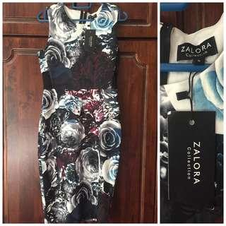 NEW floral bodycon