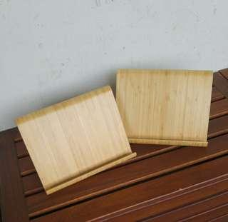 Rent Rental: IKEA Rimforsa Vivalla Wood Wooden Bamboo Event Party Tablet Book Stand