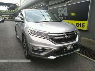 Honda CR-V 2.4 i-VTEC SR Auto