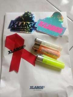 Sticker & Clipper lighter XLARGE