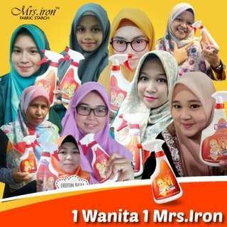 Mrs Iron Spray Ohsem