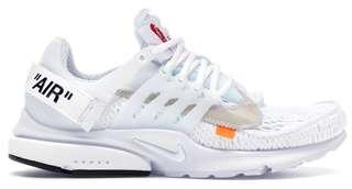 US 10 Nike Air Presto Off White White