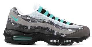 US 9.5 Nike Air Max 95 Atmos We Love Nike Jade
