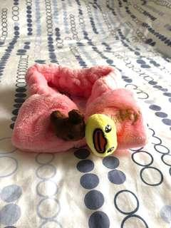 正版 B- Duck 頭篐