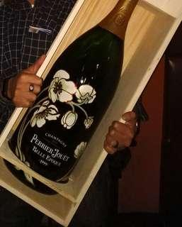 Perrier-Jouet Belle Epique 1999 9lite Limited Edition