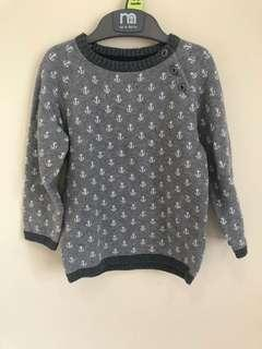New H&M sweater