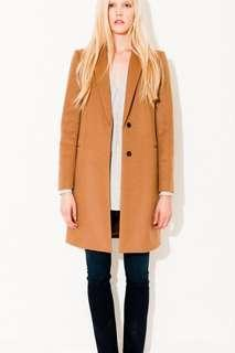 Aritzia Babaton Ryan wool coat xs