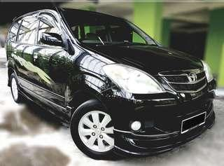 OFFER!! Toyota Avanza 1.5 G (A)