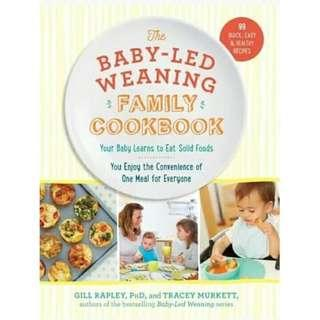 ( eBook ) The Baby-Led Weaning Family Cookbook