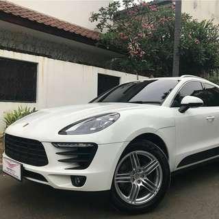 Porsche Macan Facelift 2.0 Tahun 2016/2017 Atpm Full Option