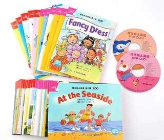 Beginner English Books free CDs