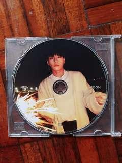 JBJ 'NEW MOON' SANGGYUN CD PLATE