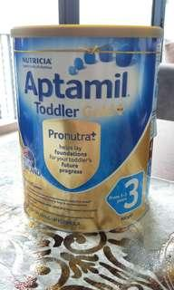 Aptamil Milk Powder Stage 3 (900g)