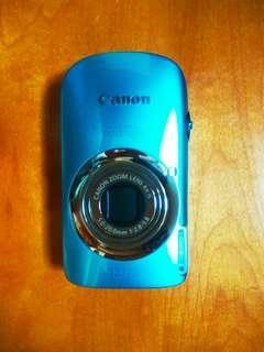 Canon  DIGITAL  IXUX  110IS數碼相機