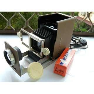 Minolta mini 35 古董幻燈機 幻燈片 135正片 投影機