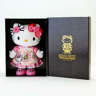 (Sale!) Hello Kitty 40th Anniversary Alice Kitty Special Box Set (Blue)