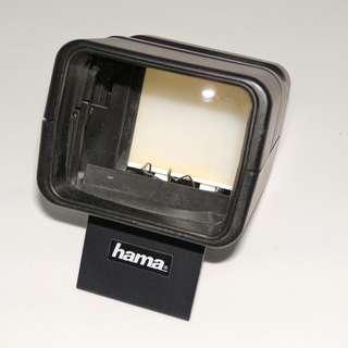 HAMA 幻燈片 正片 看片盒 看片器 LED燈光源
