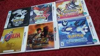 Nintendo 3ds games not ps vita ps3 ps4 switch