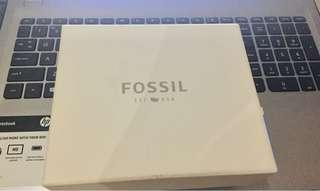original fossil watch open for swap