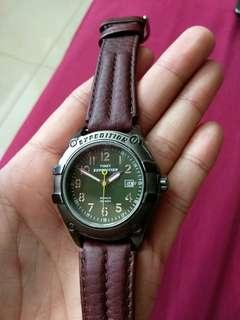 Jam Tangan Timex Expedition Indiglo WR 100m - Men's watch
