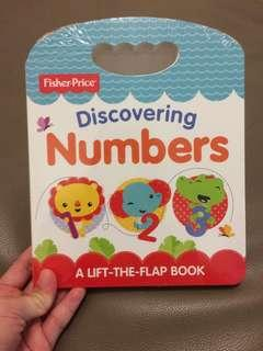 Fisher Price Discovering Numbers