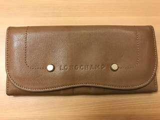 Longchamp長夾