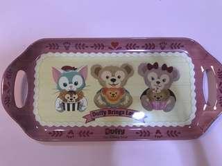 東京迪士尼Duffy Shelliemay 托盤