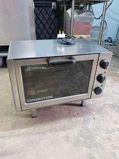 Roller Grill ventilated salamandar oven