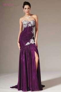 PO ASSORTED Evening Gown Size: S,M,L,XL
