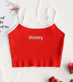 Honey Crop - Size S