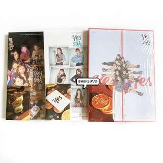 [W POSTER / SEALED INSTOCKS] Twice Yes or Yes