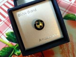 原廠寶馬BMW章 Pin