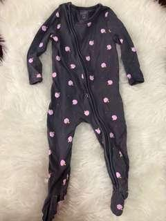 Preloved Cotton On Baby Sleepsuit 12-18m