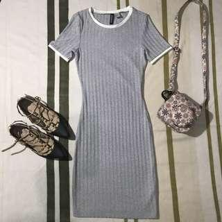 H&M ringer dress