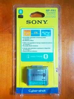 Sony  NP-FR1數碼相機充電池